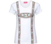 T-Shirt Suspender Girl