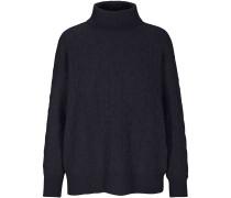 Cashmere-Pullover mit Rollkragen
