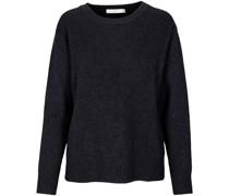 Cashmere-Pullover mit Rundhals