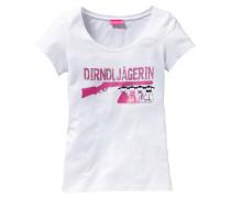 T-Shirt Dirndljägerin