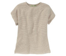 Halbarm-Pullover
