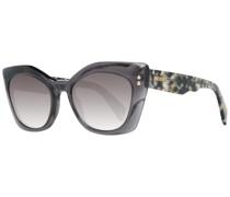 Sonnenbrille mit modischem Akzent