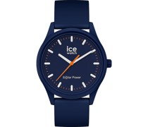 Uhren Analog Quarz Blau/Orange 32013094