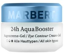 Moisturizing Care 24h AquaBooster Eye Contour Gel-Cream Augengel 15.0 ml