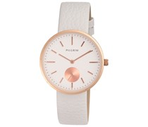 1 Stück Fashion Rose Gold Uhr