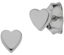 -Ohrstecker Love 925er Silber One Size 87854906