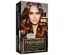 1 Stück  Nr. 6 - dunkles Haar Glam Lights Haarfarbe