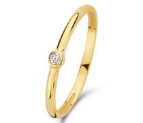 Asterope Ring - 585 Gold / 14 Karat