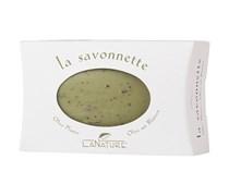 100 g Pflanzenölseife Olive-Limone Stückseife