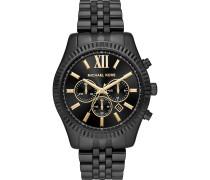 -Uhren Analog Quarz One Size Edelstahl 87428991
