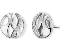 -Ohrstecker 925er Silber Zirkonia One Size 87487997