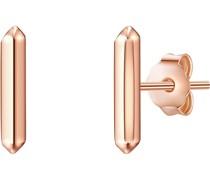 -Ohrstecker 925er Silber Gold 32016680
