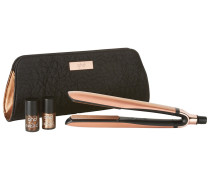 1 Stück  Copper Luxe Platinum Styler Premium Gift Set Haarglätter