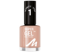 12 ml Nr. 155 - Mauvelicious Super Gel Nail Polish Nagellack