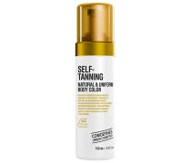 150 ml Self-Tanning Natural & Uniform Body Color Selbstbräunungsschaum