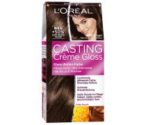 200 ml  Nr. 400 - Braun Crème Gloss Haarfarbe