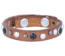 Armband Leder 23 cm
