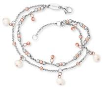 -Armband Edelstahl, Perle One Size 88028929