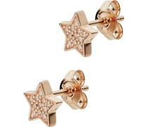 -Ohrstecker 925er Silber 38 Zirkon One Size 87640141