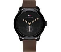 -Uhren Analog Quarz Grau 32016095
