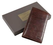 Story Uomo Brieftasche Leder 18 cm