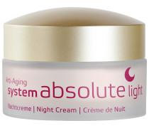 50 ml Anti-Aging Nachtcreme light Gesichtscreme