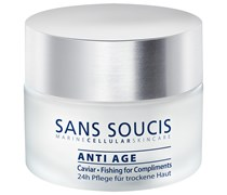 50 ml  Caviar Fishing for Compliments 24h Pflege für trockene Haut Gesichtscreme