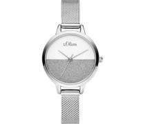 -Uhren Analog Quarz One Size Metall 87655121