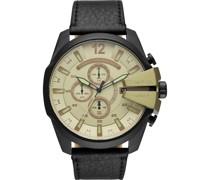 -Uhren Analog Quarz One Size Leder 87594823