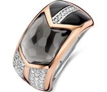 -Damenring 925er Silber Kristall 48 32014770