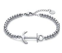 -Armband Edelstahl One Size 87452603