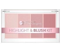Highlighter Gesichts-Make-up Make-up Set 20g Silber