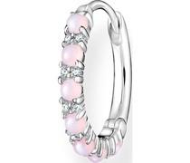 -Ohrschmuck Einzeln 925er Silber 12 Glasstein One Size 88279697