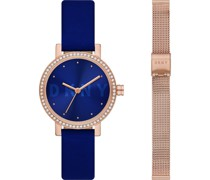 -Uhren-Sets Analog, analog Quarz One Size 88327012