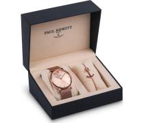 -Uhren-Sets Analog Quarz One Size 87387674