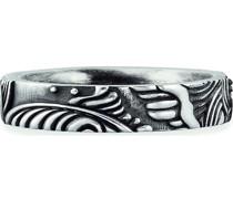 -Herrenring Culture Collector 925er Silber 60 32011507