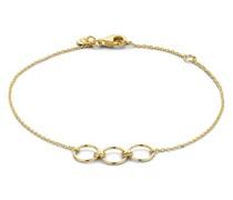 Belleville Armband - 585 Gold / 14 Karat