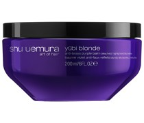 Yūbi Blonde Haarpflegeserien Maske 200ml
