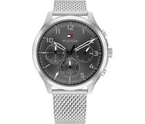 -Uhren Analog Quarz Grau/Grau 32016100