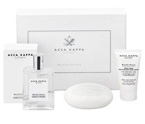 White Moss Gift Set Eau de Cologne, Soap & Hand Cream