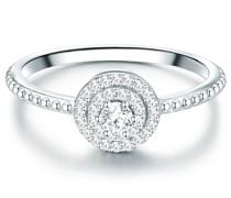 Ring Sterling Silber Zirkonia