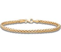 -Armband 375er Gelbgold One Size 86768747