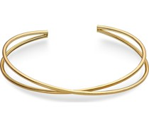 Gold-Armreif 375er Gelbgold One Size 87381684