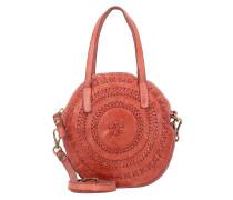 Handtasche Leder 21 cm