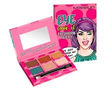 Nr. 4 - Eye Got It From My Mama! Love Eyeshadow Palette Lidschattenpalette 4.2 g