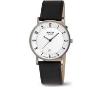 Boccia-Uhren Analog Quarz One Size 88009584