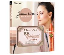 1 Stück Be Natrual Yourself - Eyeshadow & Mascara Set Make-up  für Frauen