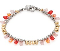 -Armband Edelstahl, Glas One Size 87937798