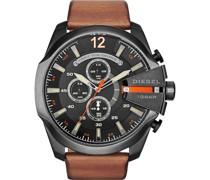 -Uhren Analog Quarz One Size Leder 86651939