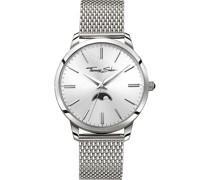 -Uhren Analog Quarz One Size Edelstahl 87559556